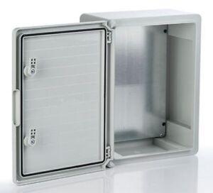 Plástico armario muro carcasa carcasa elektrogehäuse de distribución armario Nuevo  </span>
