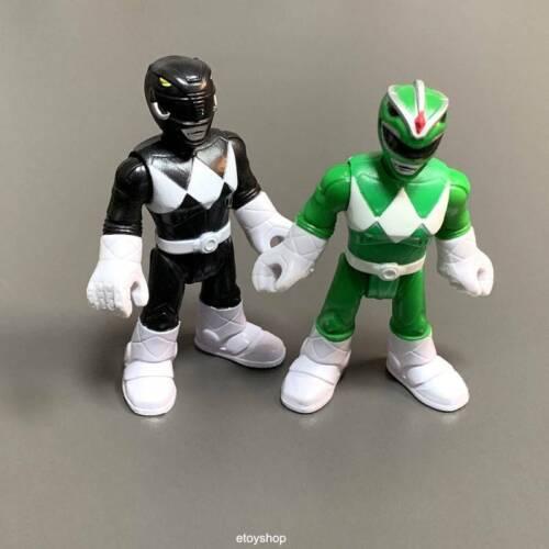 Lot Imaginext POWER RANGER DC Super amis aveugles Sac Fisher-Price Figure RARE