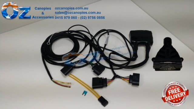 Awe Inspiring Ford Ranger Pj Pk 2006 To 2011 Towbar Trailer Wiring Harness Loom Wiring Digital Resources Cettecompassionincorg