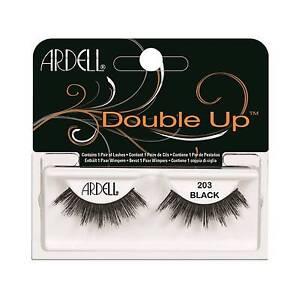 False Eyelashes Style 208 Black by ardell #10