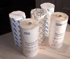 Thermofax Papier 1 x 100m Rolle für professionelles FAX