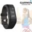 Garmin-Vivosmart-HR-GPS-HRM-Activity-Tracker-Black-Purple-Blue-Black-XL thumbnail 5