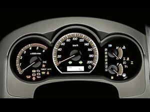 Details about Toyota hilux instrument cluster odometer program, odo set,  correction