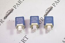 261-Toyota Lexus 4-Pin Blue ABS TRAC Relay 88263-21010 Denso 156700-2500 Japan