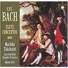 Carl Philipp Emanuel Bach - C.P.E. Bach: Flute Concertos (2009)