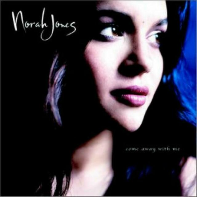 NORAH JONES Come Away With Me CD BRAND NEW