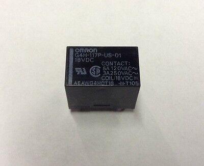 Omron Electric Relay G5R5 G5R5-A 18VDC 5A 250VAC 5A 30VDC AEG5R51T18A
