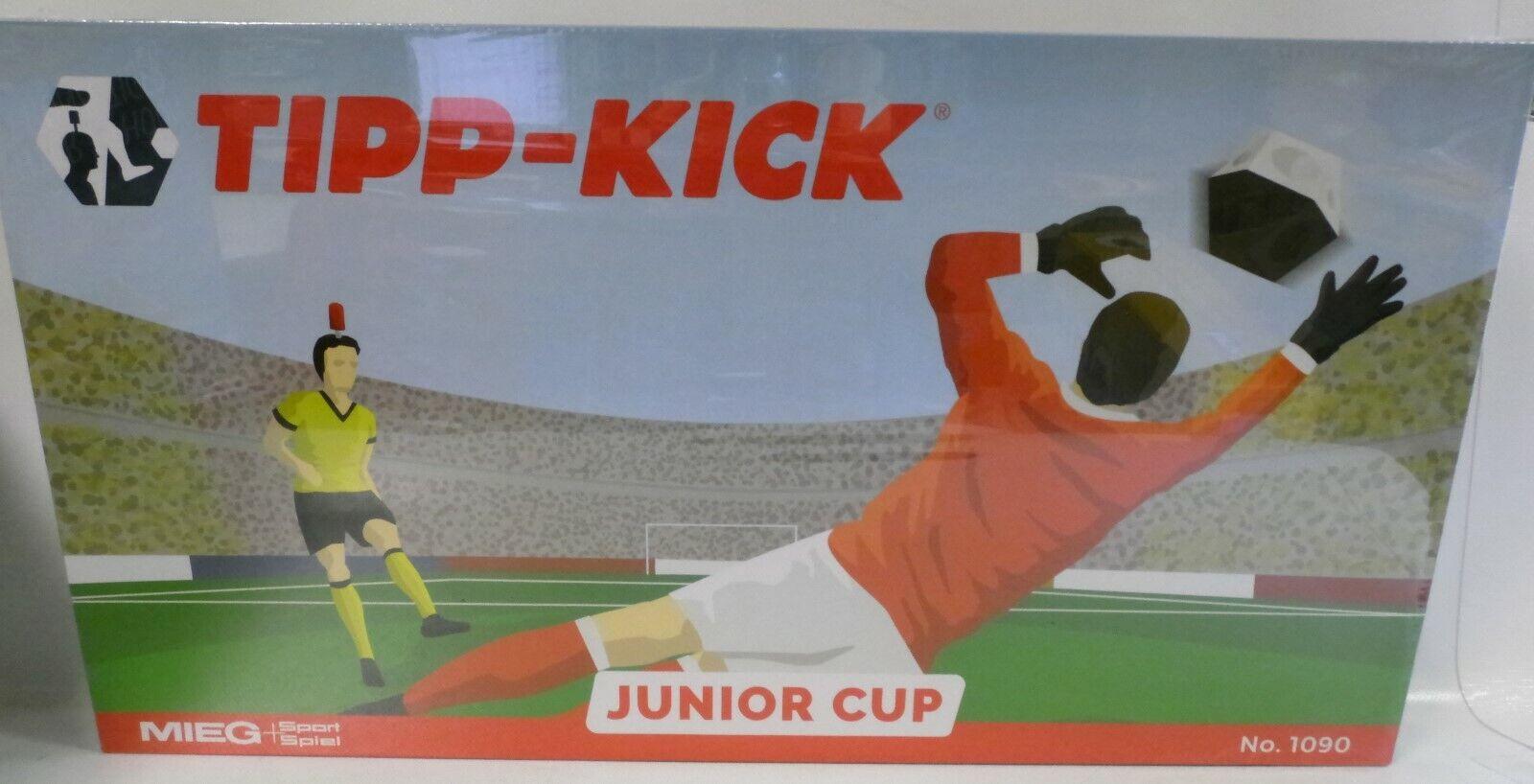 nuevo  Tipp-kick 1090 junior cup de fútbol kicker  OVP