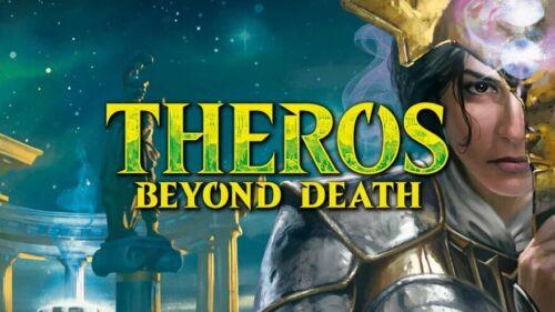 NM 4x  Transcendent Envoy Theros Beyond Death Common