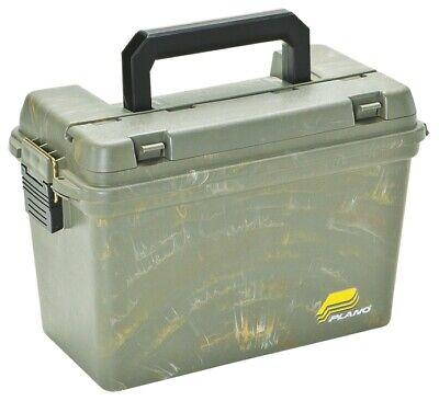 PüNktlich Plano Ammo Field Box Mit Klapplade Large Outdoor Munkiste Kiste Case Jahre Lang StöRungsfreien Service GewäHrleisten