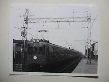 JAP534 - 1965 KEIO TEITO Railway - ELECTRIC TRAIN PHOTO - Meidaimai Japan