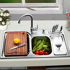 Kitchen Sink Liquid Soap Lotion Holder Storage Bottle 300ML Dispenser Equipment