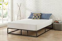 Platform Bed Frame Full King Queen Twin Size Steel Metal Matress Foundation 10