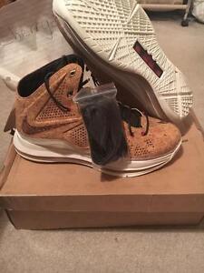 Ext Oferta 10 Nike Cork 200 580890 Boost Lebron Abloh 12 Off Ds Qs Virgil X White IAU1q