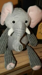 Scentsy-Buddy-Ollie-the-Elephant-Plush-Stuffed-Animal-No-Scent-Pack