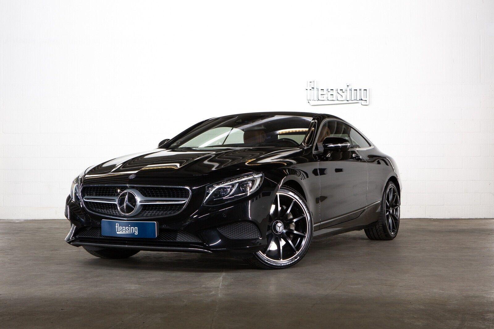 Mercedes S500 4,7 Coupé aut. 4-M 2d - 6.957 kr.