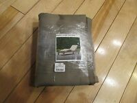 Restoration Hardware Kingston Lounge Chair Cover 64970274 Walnut Brown