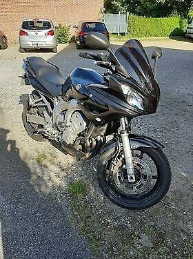 Yamaha, Yamaha FZ600, 600 ccm