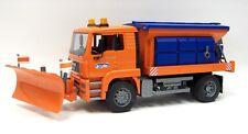 Bruder Toys MAN Snow Plow 02767 NEW IN BOX Snowplow NEW