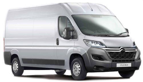Set of 4 15 Inch Extra Deep Dish Van Wheel Trims Hub Caps For Citroen Relay