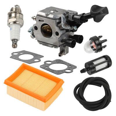 For Stihl BR350 BR430 SR430 SR450 Backpack Blower Carburetor Fuel Filter