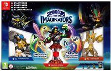 Skylanders Imaginators Starter Pack - Nintendo Switch Spiel - Neuwertig