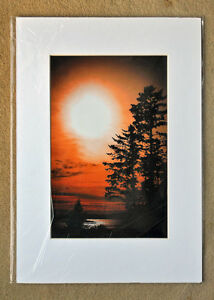 Sunsetting-on-Long-Beach-Vancouver-Island-Canada-12-034-x8-034-Colour-Mounted-Print