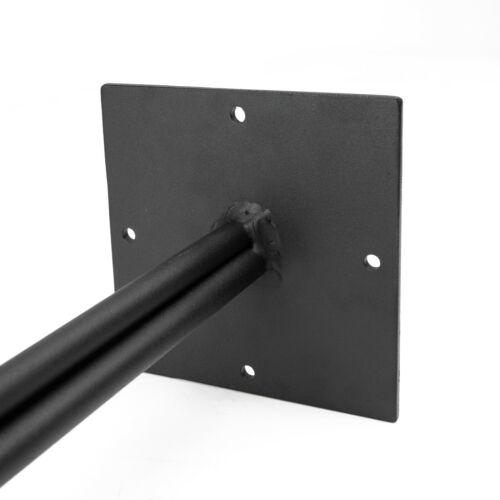 TRIPOD Design Tischgestell metall Dreifuß Beistelltisch Couchtisch Dreibein Bank