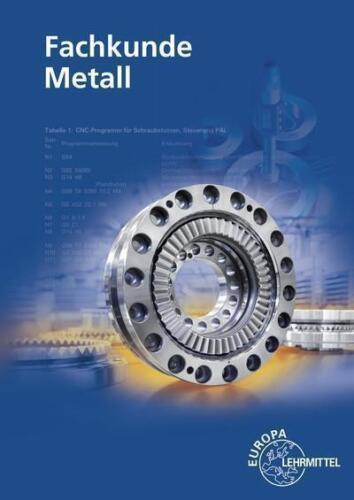 1 von 1 - Fachkunde Metall von Josef Dillinger, Eckhard Ignatowitz, Jürgen Burmester, Walt
