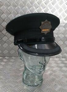 Genuine-NI-Police-Service-of-Northern-Ireland-PSNI-CH-Inspector-Dress-Cap