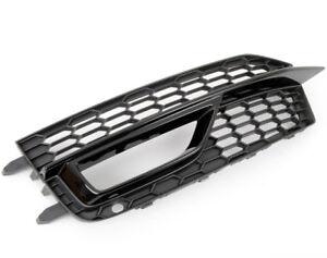 Genuine-Audi-A5-2013-2015-S-LINE-SPORT-EDITION-Parachoques-Parrilla-de-luz-de-niebla-izquierda