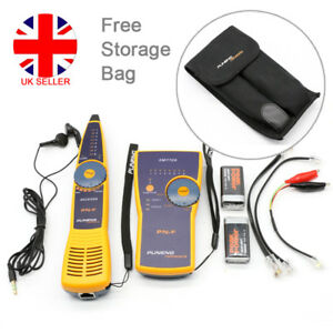 PN-F-Wire-Network-Tracker-Toner-Probe-Cable-Tester-Finder-Fluke-Battery-UK-L4U
