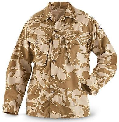 UK Military Surplus - Tropical Desert Combat Jacket Size 9000/0515 2XL- Tall Man