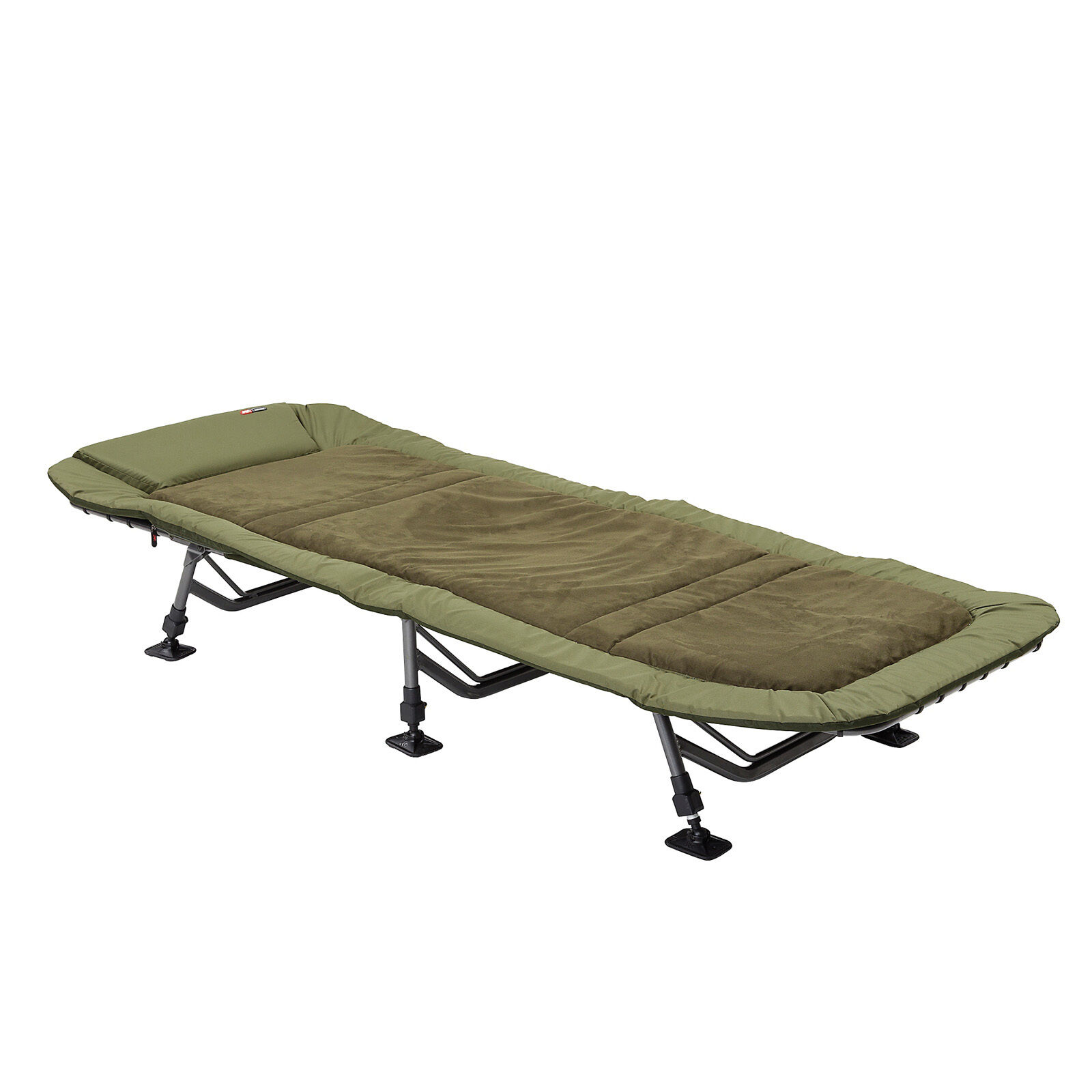 JRC Carp Fishing Cocoon 2G Super Levelbed - Foldable, Compact, Padded, Carrybag