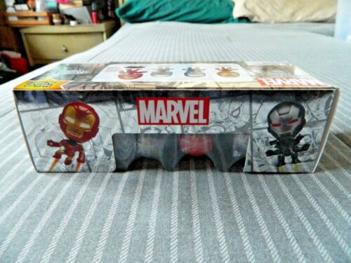 Marvel Iron Man Hall of Armor Set de Poupées 2016 San Diego comic-con Brand new