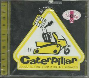 Various-Caterpillar-1998-CD