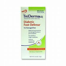 Triderma Diabetic Diabetes Foot Defense Healing Cream