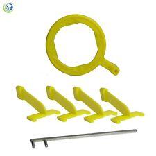 X Ray Film Xcp Positioning Bitewing Aiming Ring Kit 1 Arm 1 Ring 4 Blocks