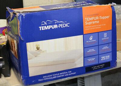 Tempur-Pedic TEMPUR-ProForm Supreme 3-Inch Twin XL