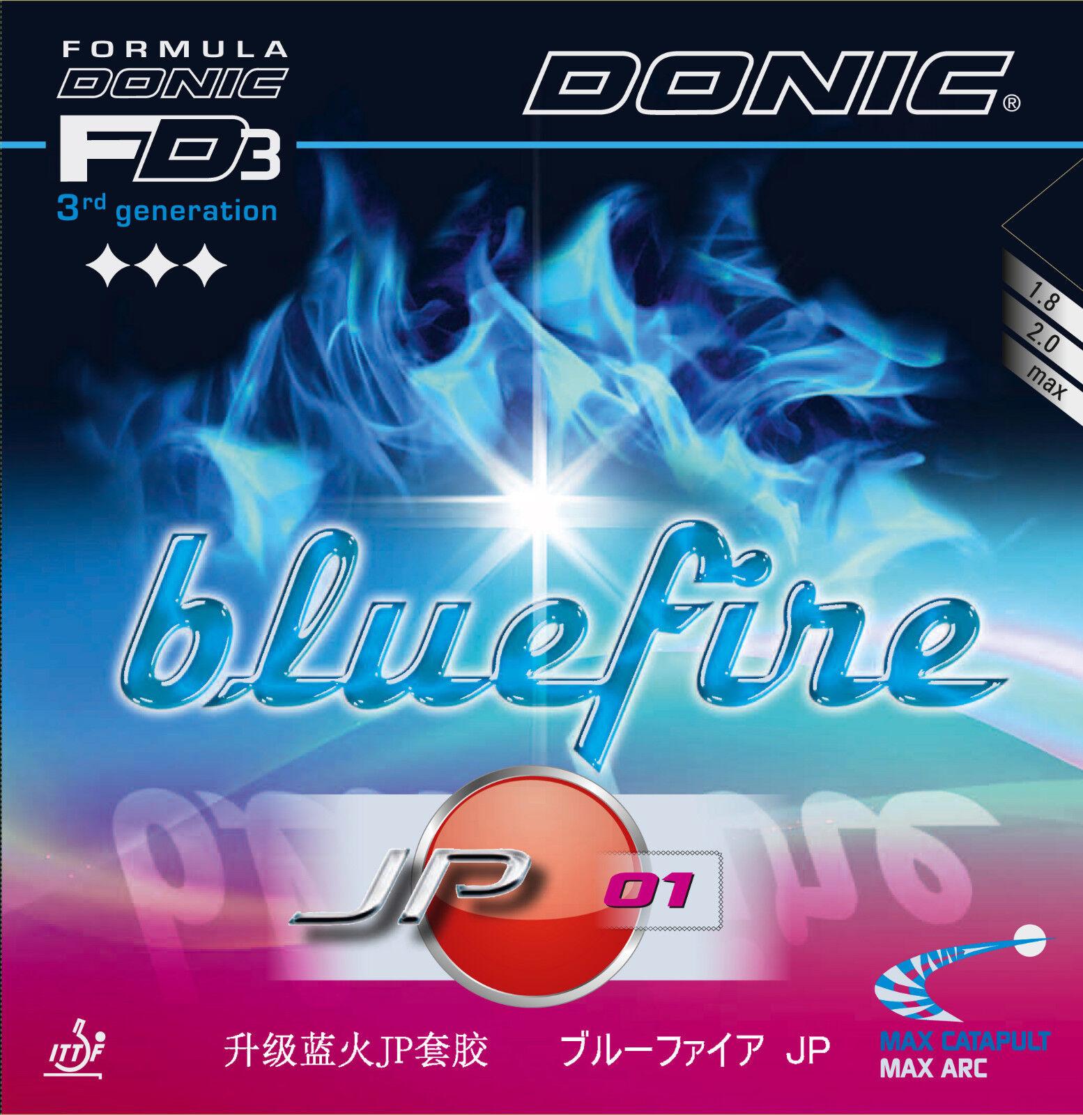 DONIC Blaufire JP01 1,8mm schwarz NEU   OVP    Erste Qualität    Kaufen Sie online    Reparieren