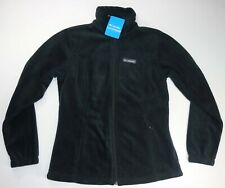 Columbia Women/'s Mount Cannon Full Zip Fleece Jacket Black XL132200