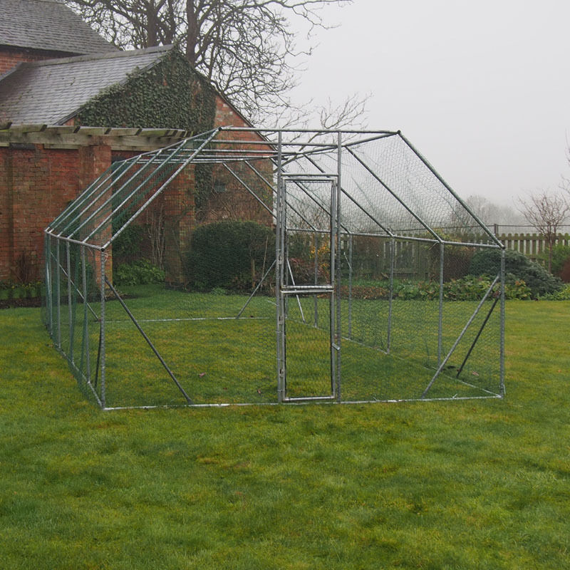 Chicken Run 6m X 3m Walk In Coop For Poultry Dog Rabbit
