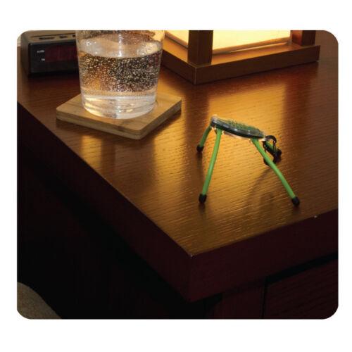 NiteIze BugLit LED Micro Flashlight BGT02-07-1701 Black//Lime NEW