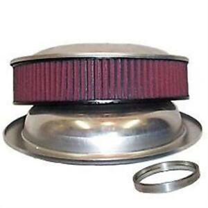 New 14x4 Air Filter Outerwear Black Pre-Filter Cover Modified Stock Car IMCA