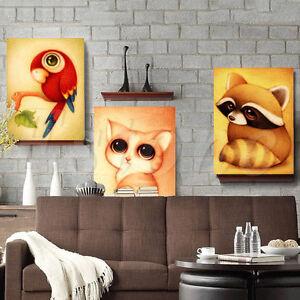 5d cute animal diamond painting diy cross stitch mosaic for Room decor 5d