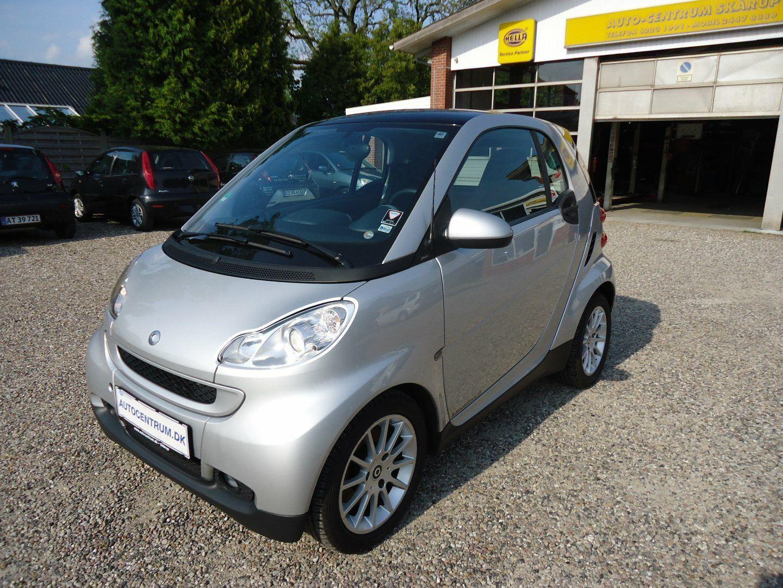 Smart Fortwo Coupé 0,8 CDi 45 Passion aut. 3d - 39.000 kr.