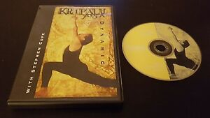 Kripalu Yoga Dynamic With Stephen Cope Dvd 1998 Exercise Workout Fitness 764221178084 Ebay