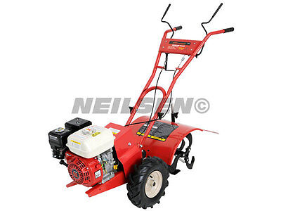 6.5hp Petrol Rotavator with reverse, Power driven wheels, CT2067