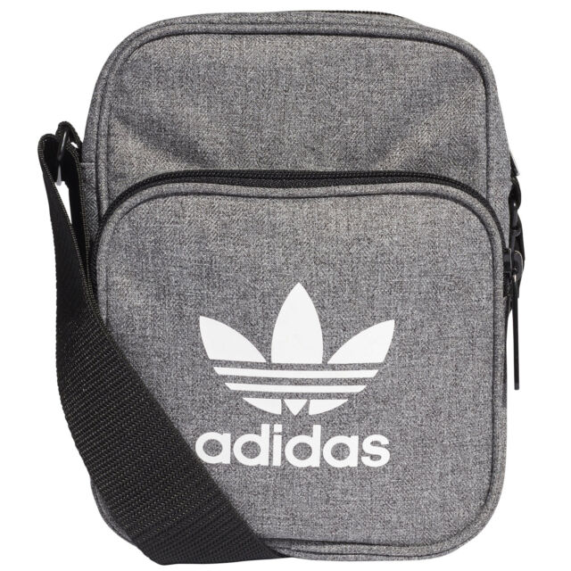 0b4f7d9dcba23 adidas Originals Festival Bag Casual Tasche grau günstig kaufen