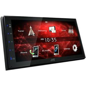JVC-KW-M150BT-6-8-034-In-Dash-Car-Monitor-Digital-Media-Bluetooth-Receiver-USB-MP3